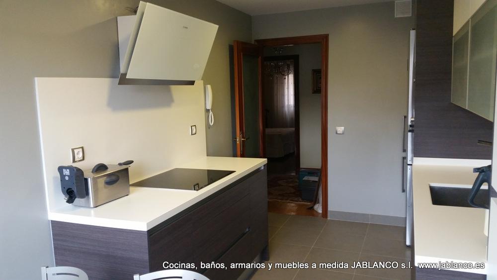 Cocina de Cocinas y Baños Jablanco