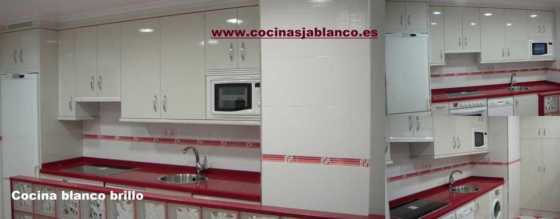 Cocinas JABlanco