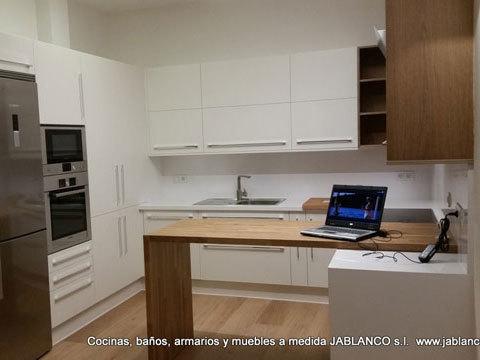 Cocinas Jablanco - Cocina Mauro - Cocinas JABlanco